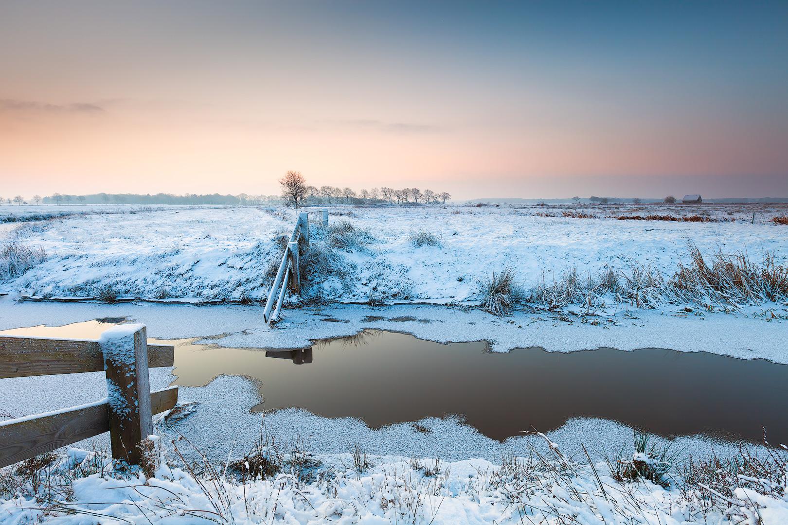 Oostervoortsche Diep - Lieveren , The Netherlands