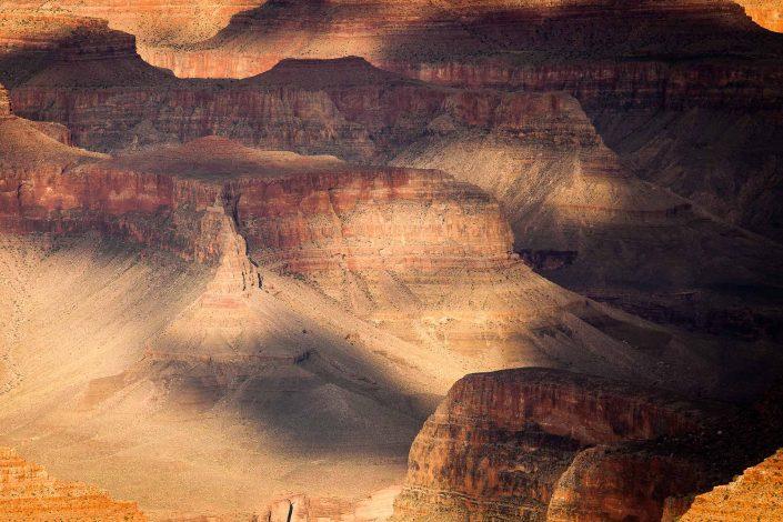 Sunset over the Grand Canyon - Arizona