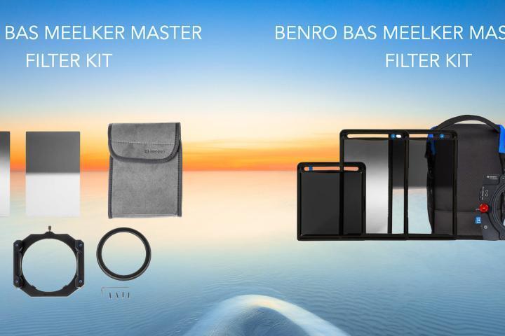 Bas Meelker Filter Kits van Benro