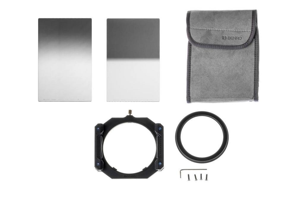 Benro Bas Meelker-Master Filter Kit voor landschapsfotografie