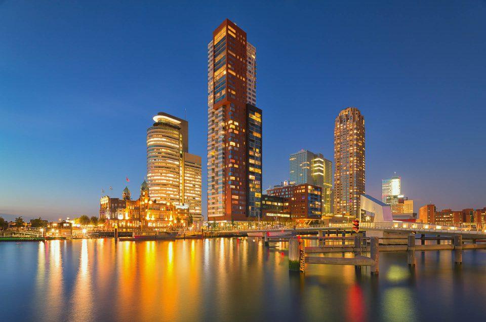 Rotterdam Rising - Rotterdam, The Netherlands