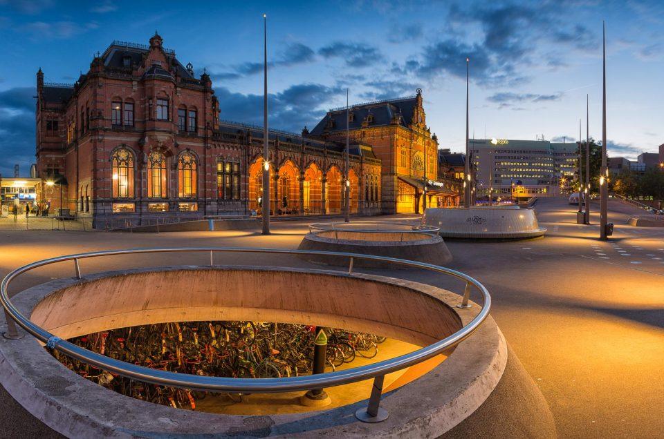 Groningen railway station - Groningen, The Netherlands
