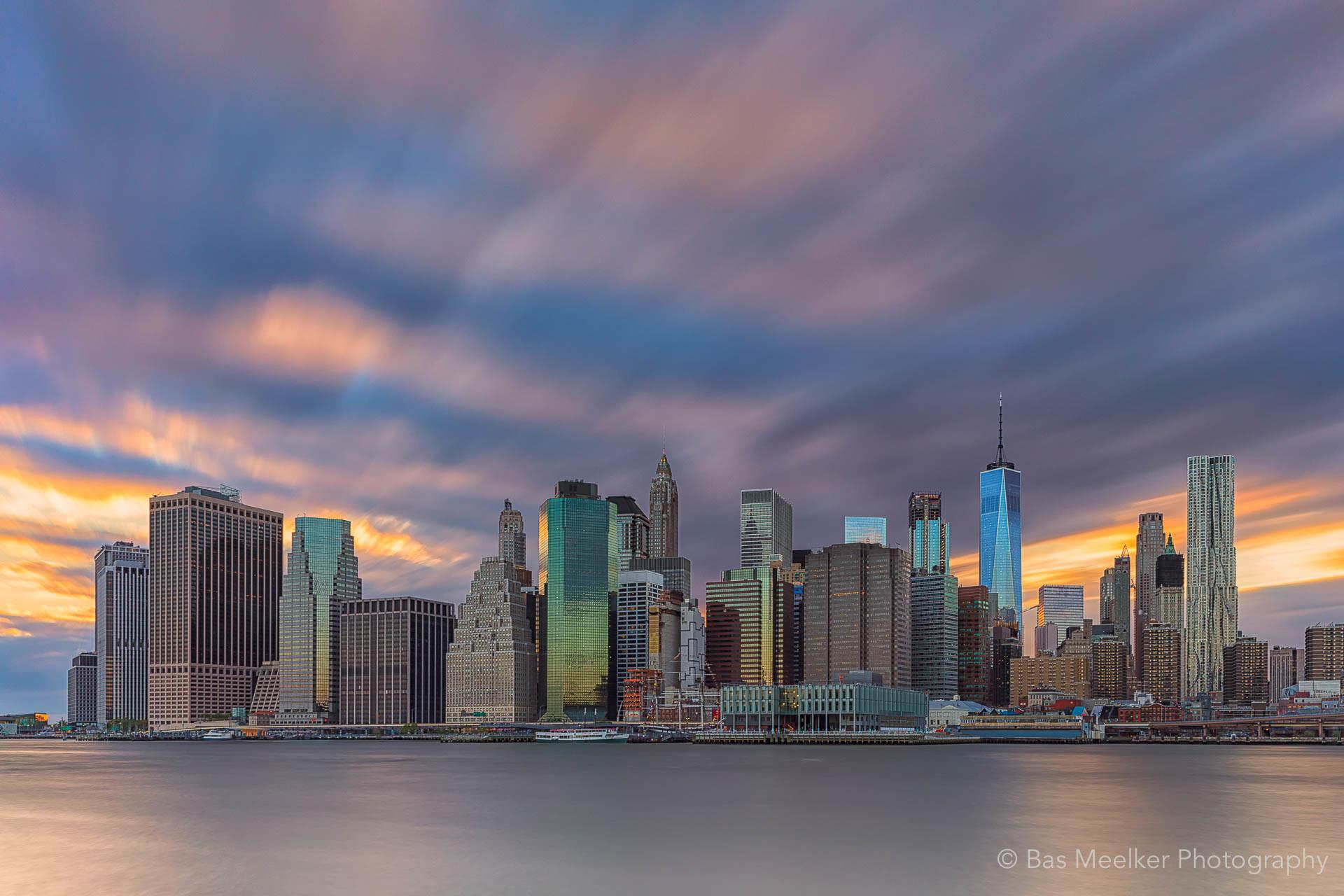 View on Manhattan - New York, USA