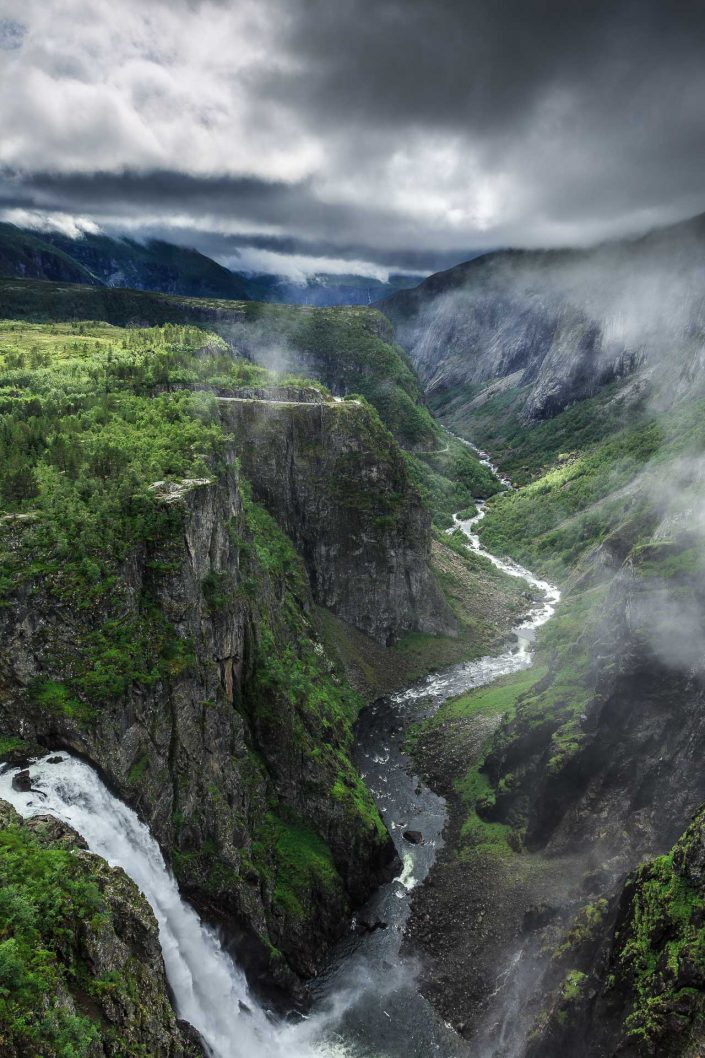 Voringfossen waterfalls - Norway