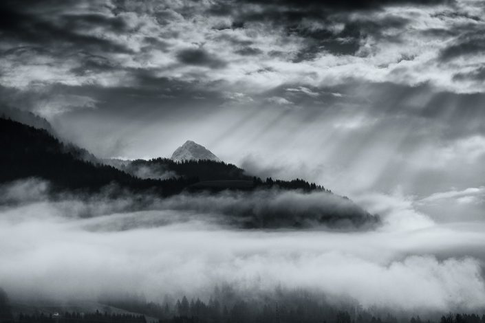 Mysterious Mountain - Carnic Alps, Carinthia, Austria