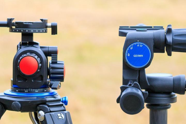 Waarom iedere landschapsfotograaf met een geared head zou moeten werken