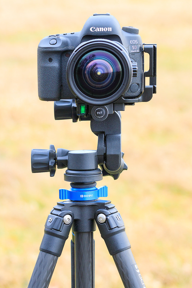 Benro GD3WH geared head - Bas Meelker Landschapsfotografie