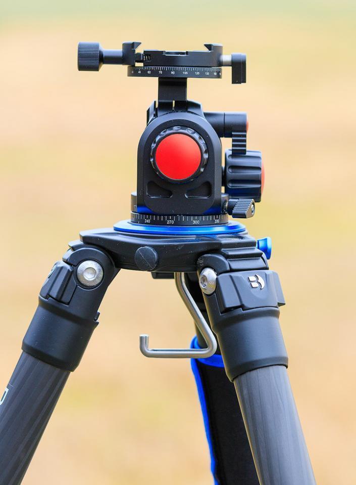 Sunwayfoto GH-PRO geared head