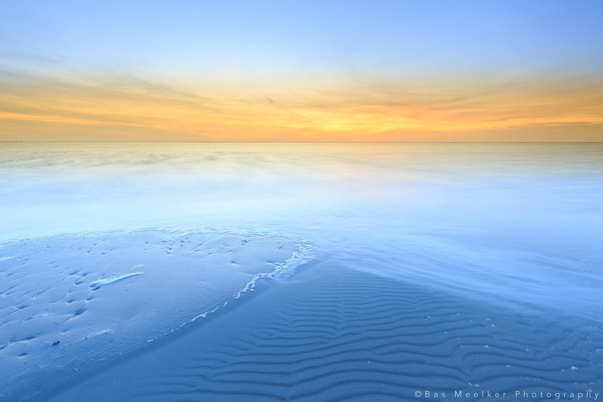 Landschapsfoto Seascape Bas Meelker