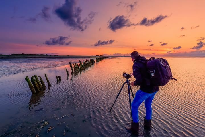 Prive workshop Landschapsfotografie van Bas Meelker