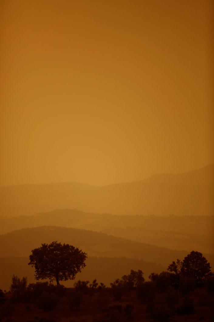 Landschapsfoto uit Italie